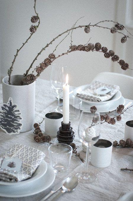 Die besten 17 ideen zu weihnachtliche tischdekoration auf for Weihnachtliche dekoration