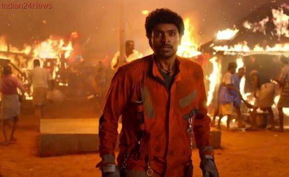 Neruppu Da teaser: Vikram Prabhu as a firefighter promises a thriller, watch video