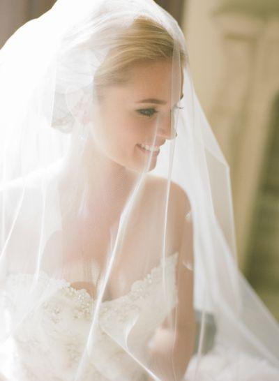 Véu de noiva drop