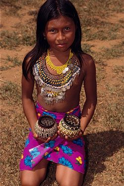 Embera | Native American Culture | Pinterest | Photography