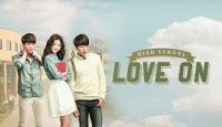 High School Love On March 30 2016   High School Love On March 30 2016 tagalog dubbed full episode replay. High School Love On is the story of an angel for worldly attachment that lost magic. Lee Seul Bi is a beautiful angel in charge of leading the souls to their proper places in need. But the story begins when she has compassion and lost all the magic of an angel and becomes the ordinary. Source: Wikipedia  Pinoy Tambayan | Pinoy Shows Drama GMA 7 Kapuso High School Love On Tagalog Dubbed