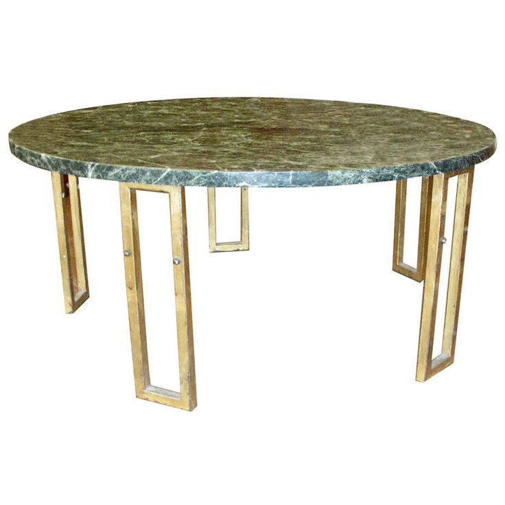 13 Best Round Marble Coffee Tables Metal Legs Images On