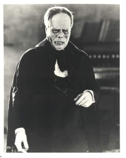 Phantom of the Opera (1925) - Lon Chaney