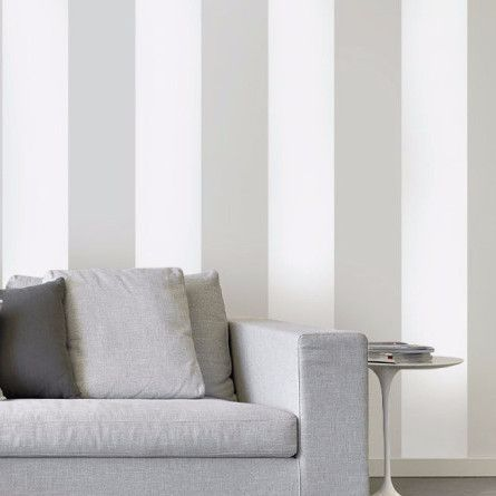 For your breakfast nook...but horizontal.  I'd do black and white or a soft grey or a blue that matches/coordinates with your counter    Easy Stripe wall decals
