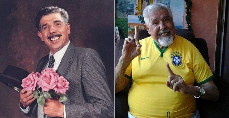 Prestes a lançar biografia, Rubén Aguirre revela última conversa com Bolaños