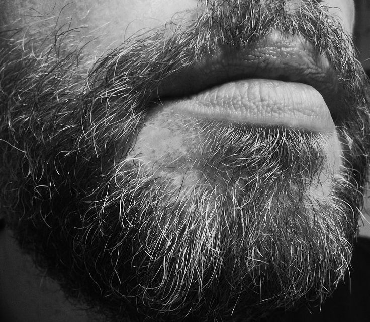 Pass the three beard growth stages to grow a thicker beard