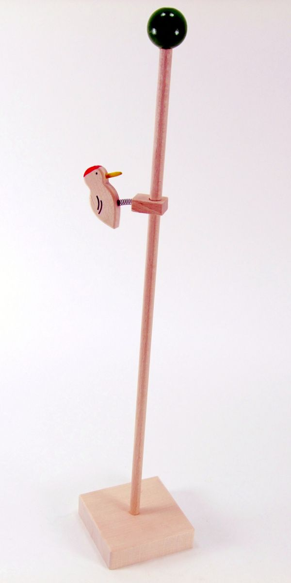 Woodpecker — Modra Kachna Toys