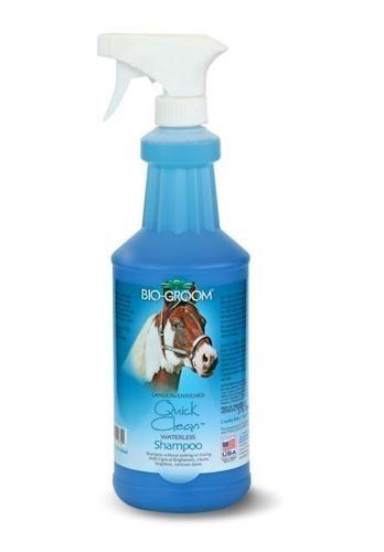 Bio-Groom Quick Clean Waterless Horse Shampoo 32 oz
