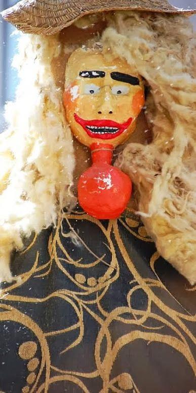 2015 | MASCARA IBERICA - X Festival Internacional de la máscara ibérica, en Lisboa, Portugal. Foto/Cortesía de María Da Luz Moreira, de la Universidad de Lisboa. 5 May 2015. IPITIMES.COM /Artur Coral.