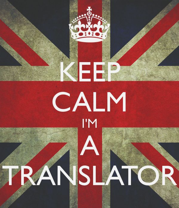 KEEP CALM I'M A TRANSLATOR - KEEP CALM AND CARRY ON Image Generator