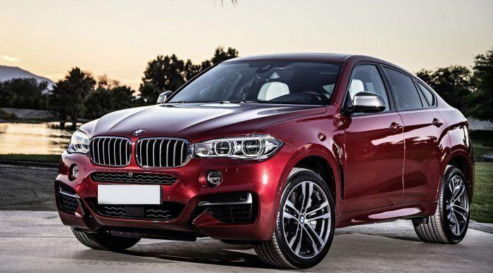 2018 BMW X6 M50d Features