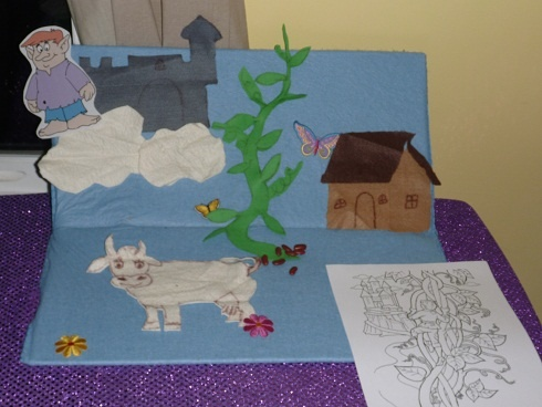 Fairy Tale Unit: Jack and the Beanstalk