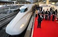 東海道新幹線で新型「N700A」デビュー 鉄道ファン大興奮!産経新聞