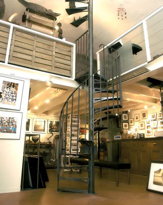 Escalier en Kit : SPIR'DÉCO® Kit - ESCALIERS DÉCORS®
