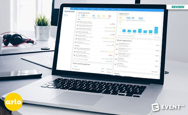 Arlo: Professional Training and Event Management Software [Review] - Arlo is a cloud based training and event management software designed to promote, sell and deliver courses and events. Here is our review.