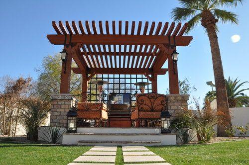 modern backyard gazebos | gazebo designs decorating ideas ...