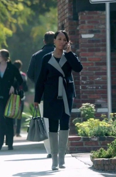Kerry Washington Olivia Pope Scandal S04E20 First Lady Sings the Blues