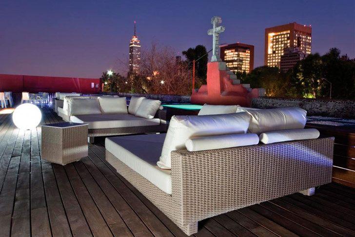 Las mejores terrazas del DF