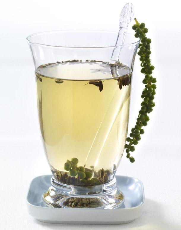 Unser beliebtes Rezept für Grüner Pfeffer-Fenchel-Tee (Schlank-Tee) und mehr als 55.000 weitere kostenlose Rezepte auf LECKER.de.