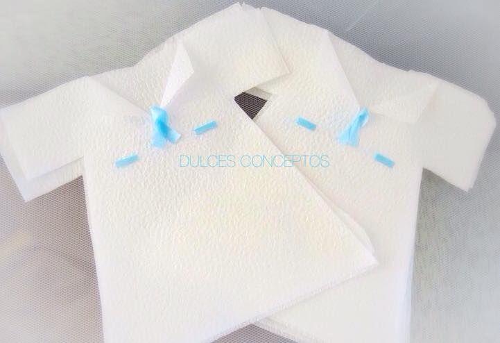 Servilletas de papel Baby Shower