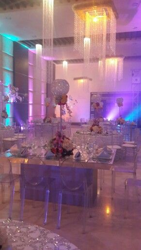 Decoracion quinceanero