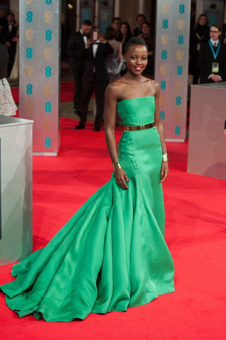 Lupita Nyong'o is flawless