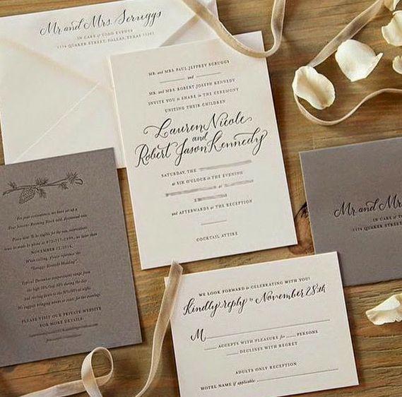 15 best Wedding Invitations images on Pinterest Celebrity weddings