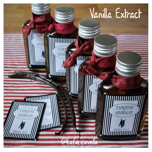 #gift idea, #christmas, #vanilla, #vaniglia, #vanillabeans, #extract, #estratto, #vodka