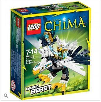 Đồ chơi Lego chima chim ưng huyền thoại 70124_255.000đ