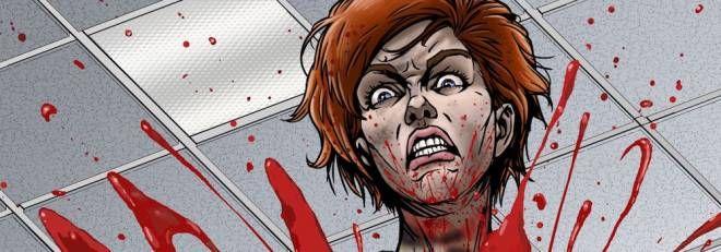 Malevolent Morena Baccarin presta la voce al primo film horror d'animazione statunitense