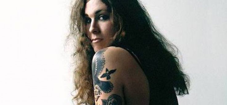 Gay Iconography: Transgender Laura Jane Grace