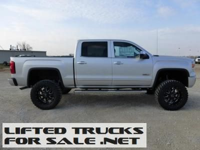 2014 gmc sierra 1500 all terrain procomp lift lifted gmc trucks for sale gmc trucks trucks. Black Bedroom Furniture Sets. Home Design Ideas