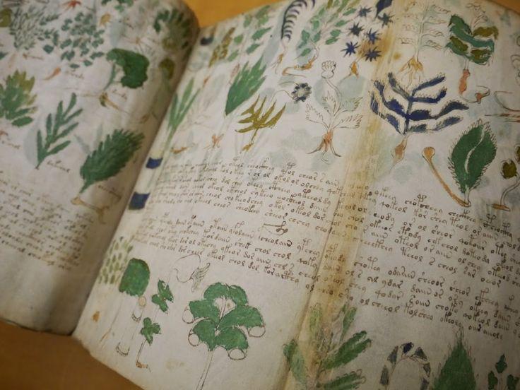 El códice Voynich - Documental
