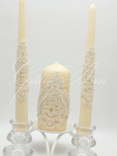 Набор Свечи Домашний очаг Gilliann Trinity CAN074, http://www.wedstyle.su/katalog/ceremony/svadebnye-svechi/nabor-svechi-domashnij-ochag-gilliann-6155, http://www.wedstyle.su/katalog/ceremony/svadebnye-svechi, wedding candle, wedding ideas