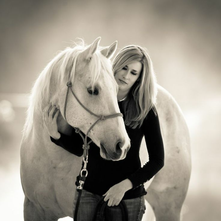 cowgirls and their horses