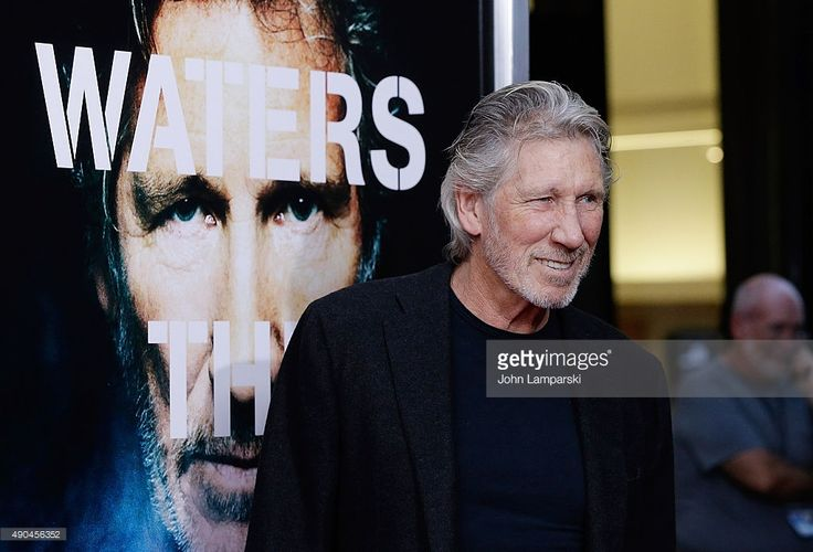 Musician Roger Waters attends 'Roger Waters The Wall' New York premiere at Ziegfeld Theater on September 28, 2015 in New York City.