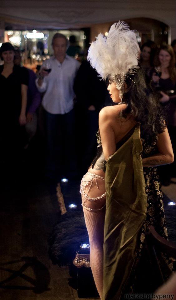 Calamity Chang Reveals Her Burlesque Inspiration