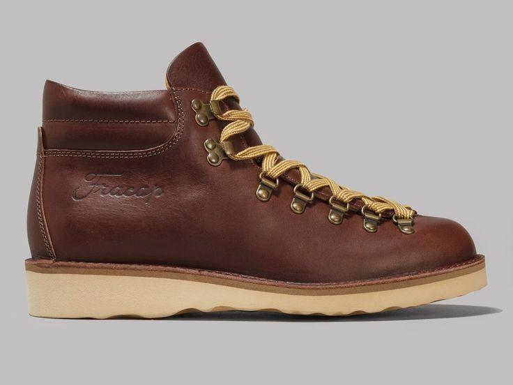 Fracap Scarponcini M127 Boots (Dark Brown)
