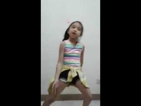 Trumpetsdancechallenge 7 yrs old Philippines dance with me
