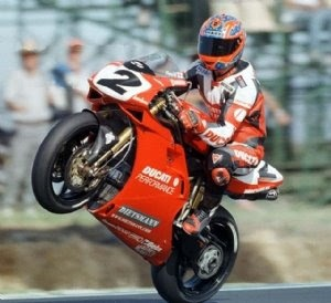 """RM Style - MOTO PASSION: O """"Rei"""" Carl Fogarty"""