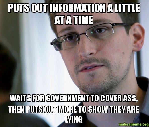 #Snowden #NSA