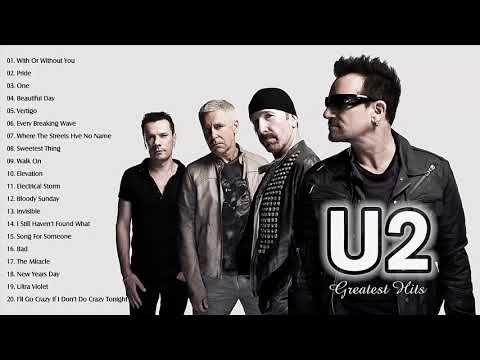 U2 Greatest Hits Full Album - The Best of U2 - U2 Love Songs