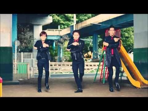 三代目JSBが新イメージキャラクターに! ポッキーCM「シェアハピダンス」篇(15秒) - YouTube