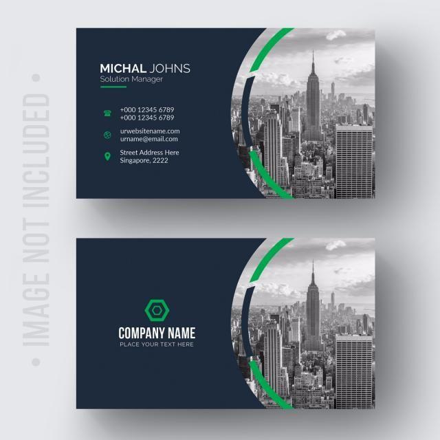 Creative Business Card Design Free Business Card Design Business Card Design Creative Business Cards Creative