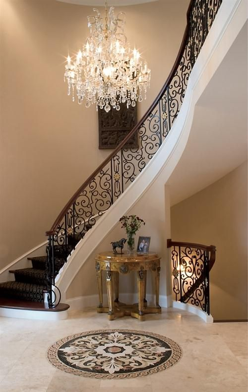 Best Luxury Entrance Staircase Design Stairs Design Dream House 640 x 480