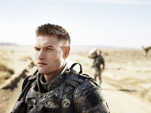 Prime 1000 Images About Military Haircuts On Pinterest Short Hairstyles Gunalazisus