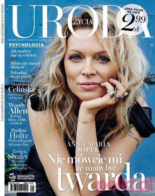 """Anna Maria Jopek w """"Urodzie Życia"""" - muzyka to nie tylko radość #polkipl"""