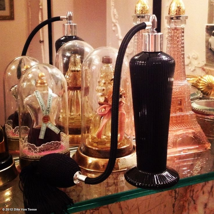 dita home | Dita Von Teese's photo: My perfume is now available to ship GLOBALLY ...