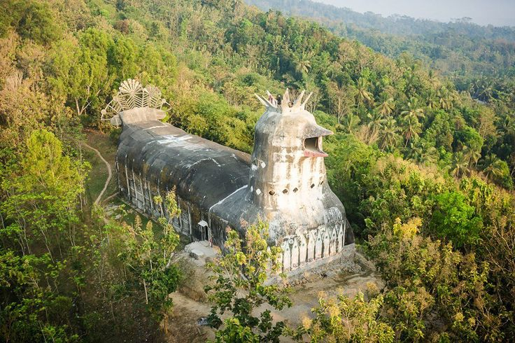 Places Strangest And Creepy In Indonesia