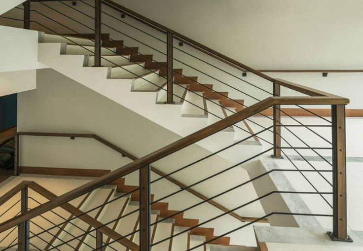84 best spindle and handrail designs images on pinterest for Indoor railing design
